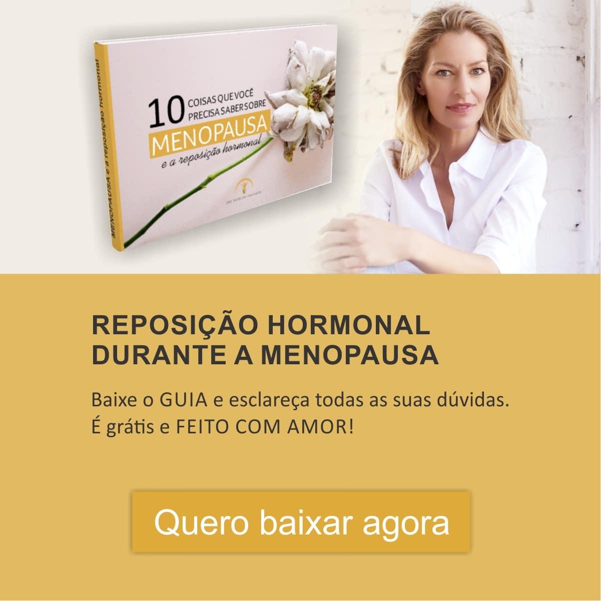 Ebook reposição hormonal na menopausa - Dra Natacha Machado