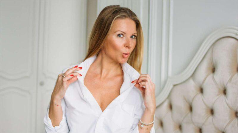 Mulher na menopausa - Dra Natacha Machado - ginecologista Joinville