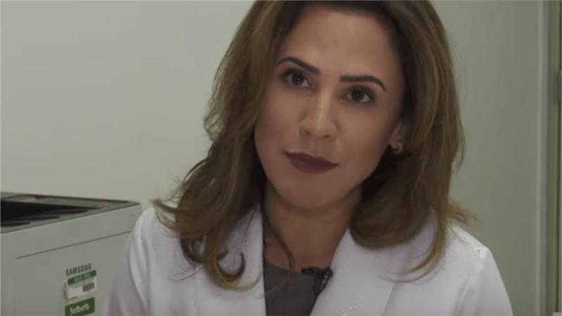Mulheres que venceram o cancer -Dra natacha Machado - Ginecologista Joinville
